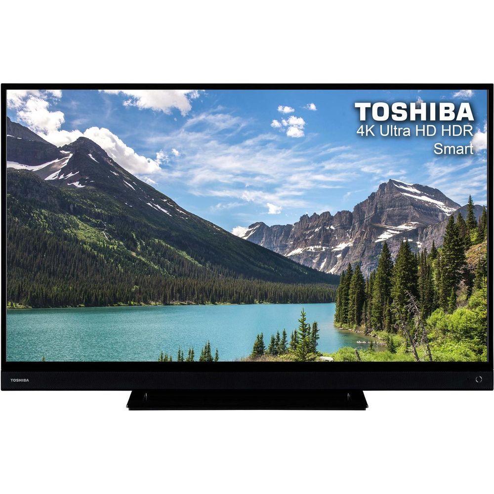 Toshiba Tv 55t6863db 55 Inch Smart Led Tv 4k Ultra Hd 3 Hdmi New Led Tv Toshiba 4k Tv