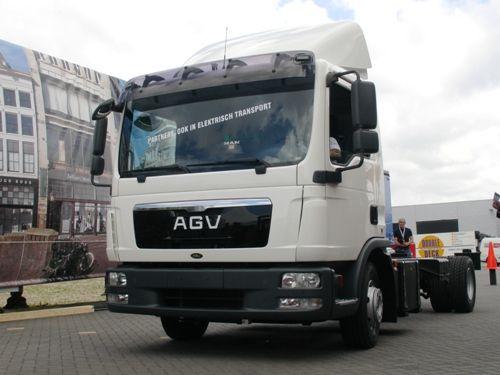 MAN - AGV E-TGL electric truck | damodaran baktavatsalaraj ...