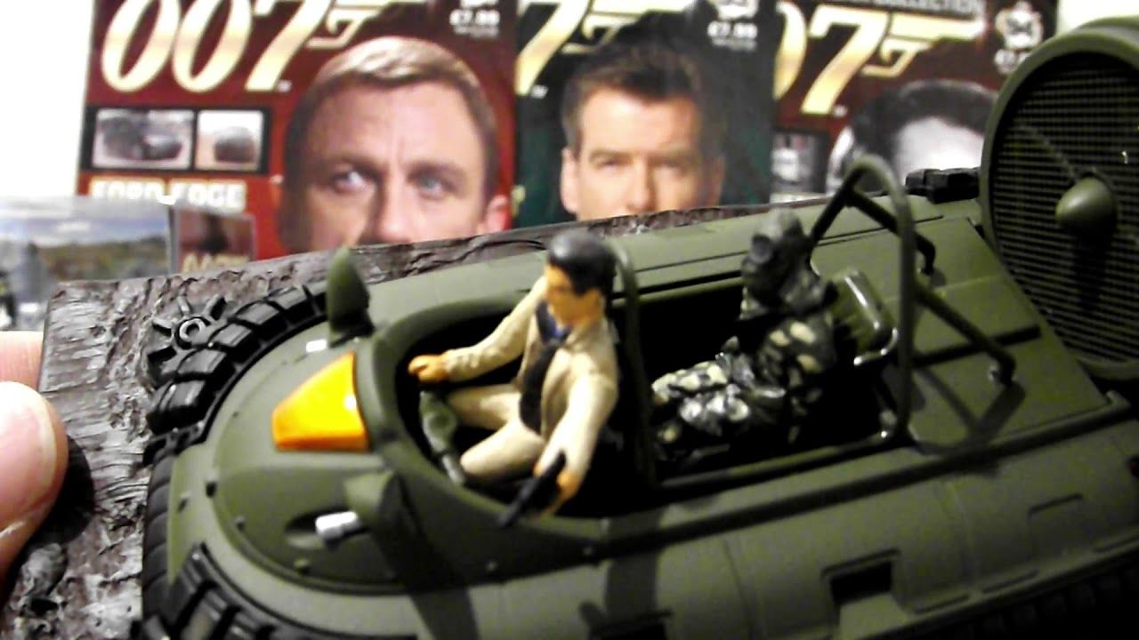 James Bond Model Car Collection Part 16 With Images Model Cars