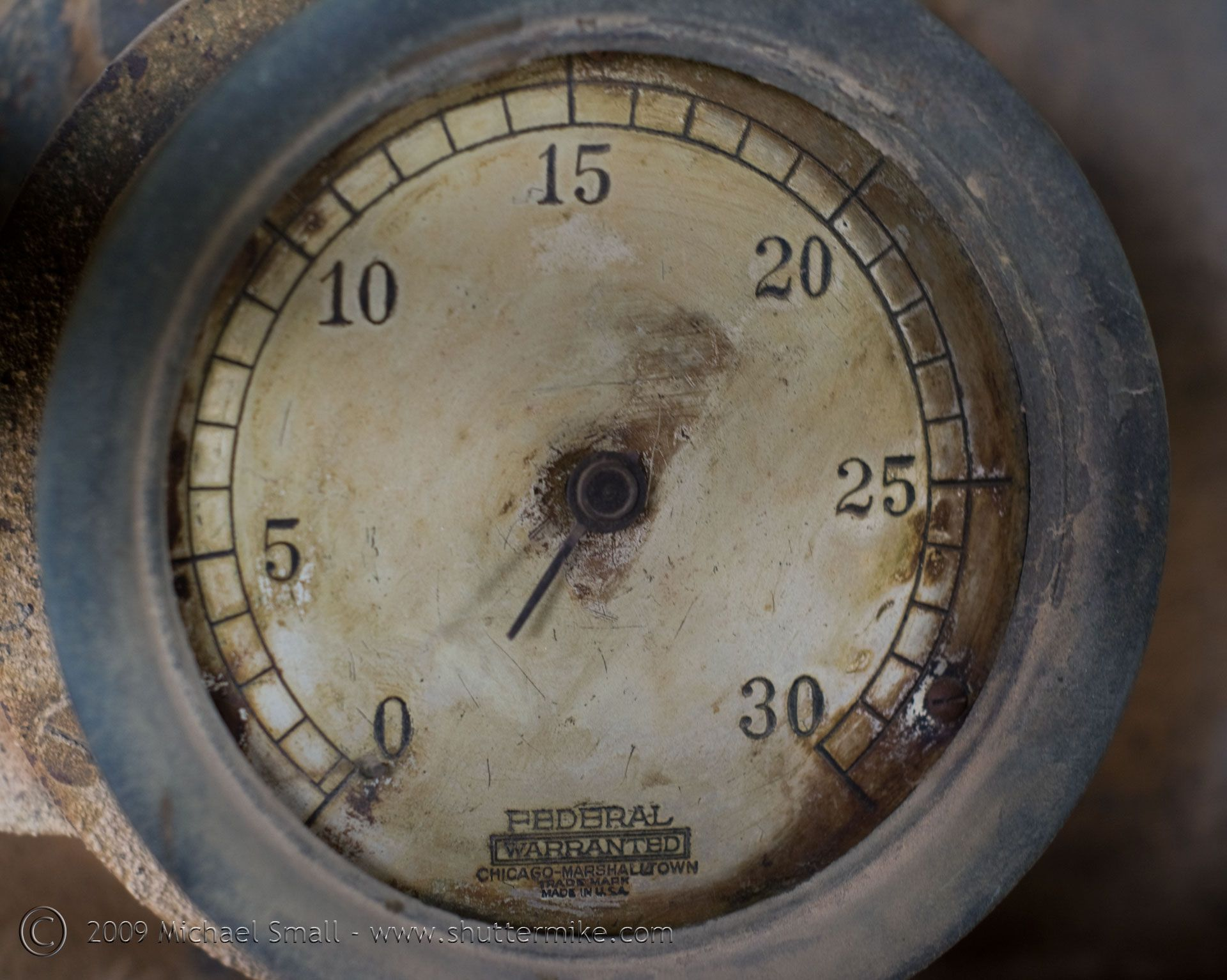 Old dial