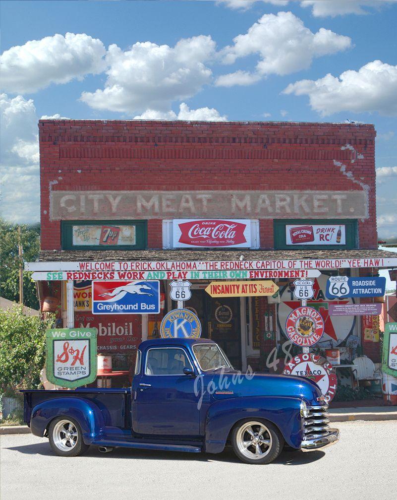 Chevy pickup 1948 1949 1950 1951 1952 1953 Chevrolet