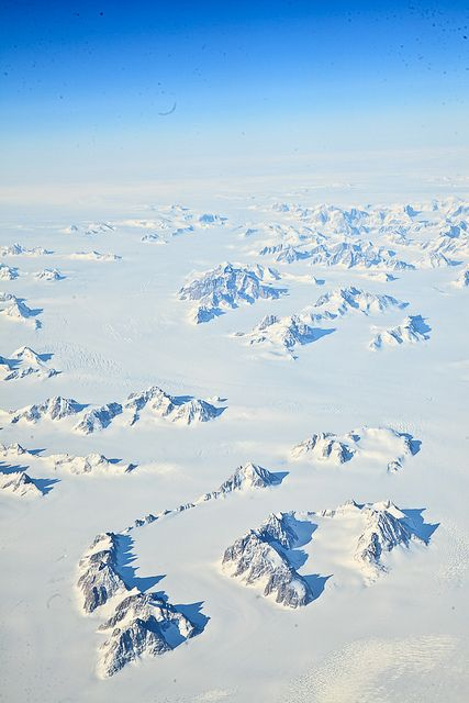 Greenland @Kessia Parmley Parmley Llewellyn it is really cold!! Opposite of Iceland but I think London is better;)