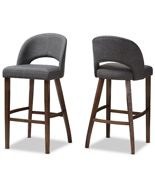 Pleasing Pryston Bar Stool Set Of 2 Quick Ship In 2019 Finds Machost Co Dining Chair Design Ideas Machostcouk
