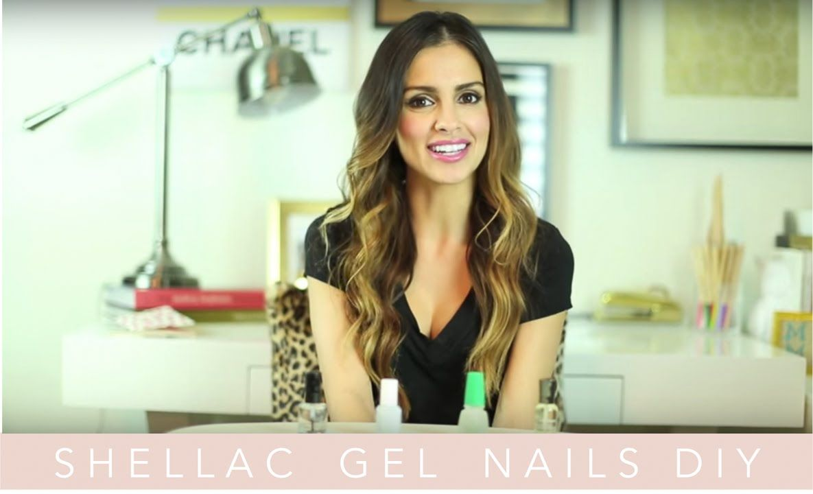 how to apply polygel nails without uv light
