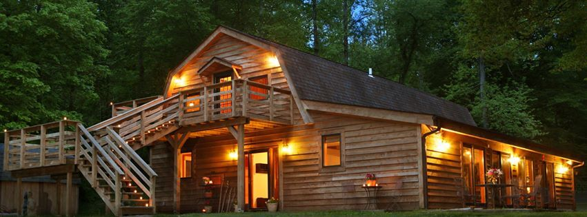 Delicieux These Awesome Cabins In Illinois Will Give You An Unforgettable Stay
