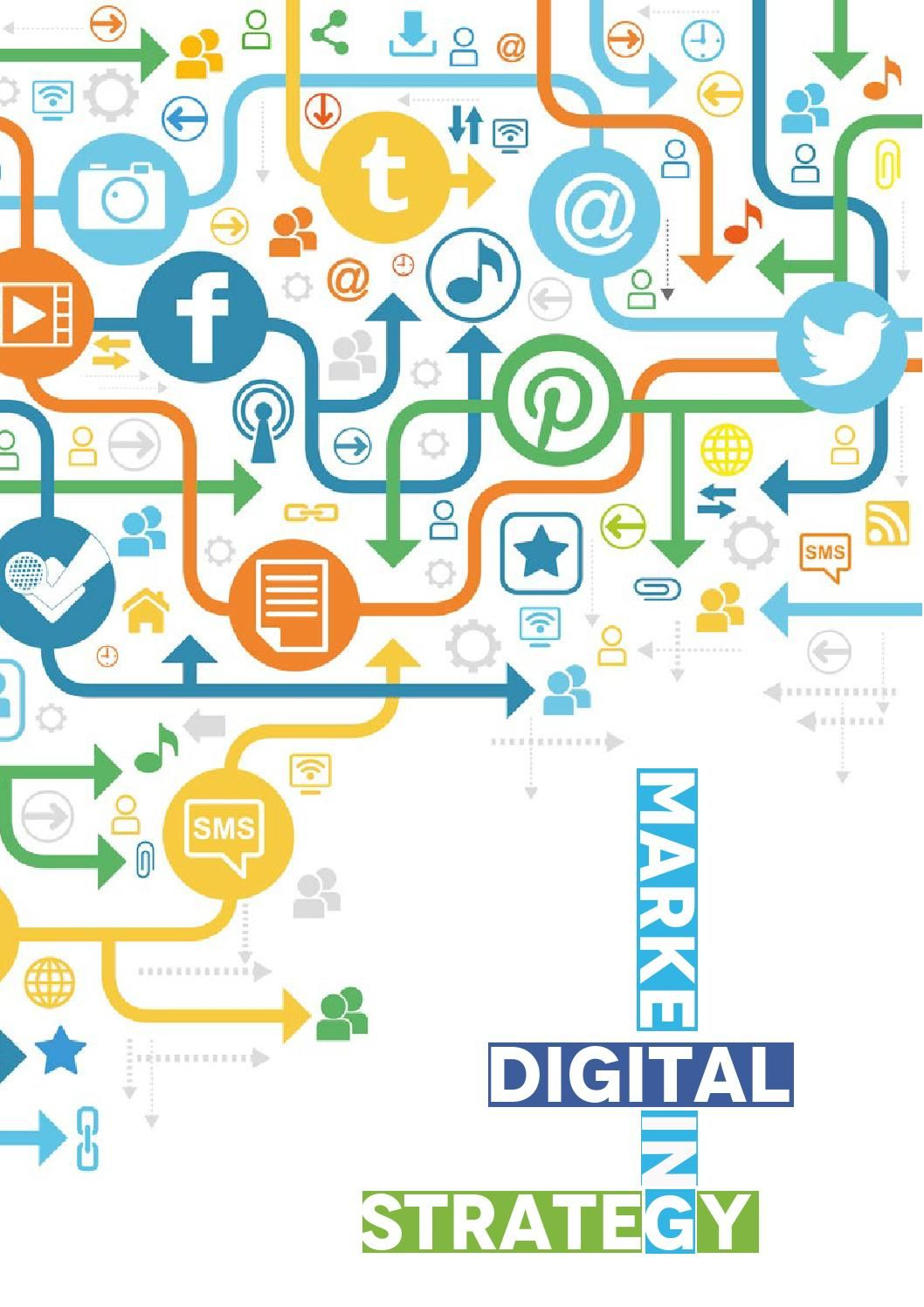Digital Marketing Strategy  Marketing Strategies And Digital