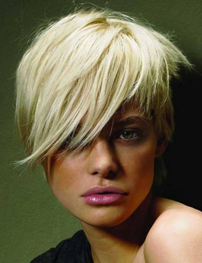 Short Blonde Bob Haircuts Photo Gallery Of The Modish Short Blonde