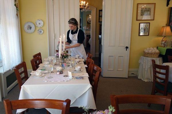 downton abbey bridal shower