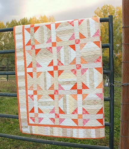 Floating Shoo Fly Fabulously Fast Quilts Quilt Block Tutorial Fall Quilts Quilts