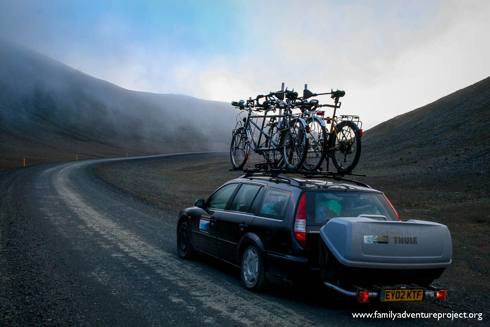 Back Up for any expedition Thule Backup Box Adventure