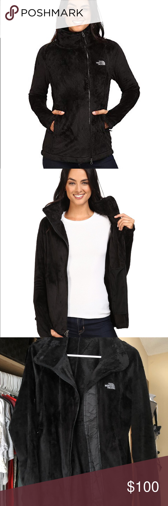 The North Face Women S Osito Parka North Face Women Clothes Design Fashion [ 1740 x 580 Pixel ]