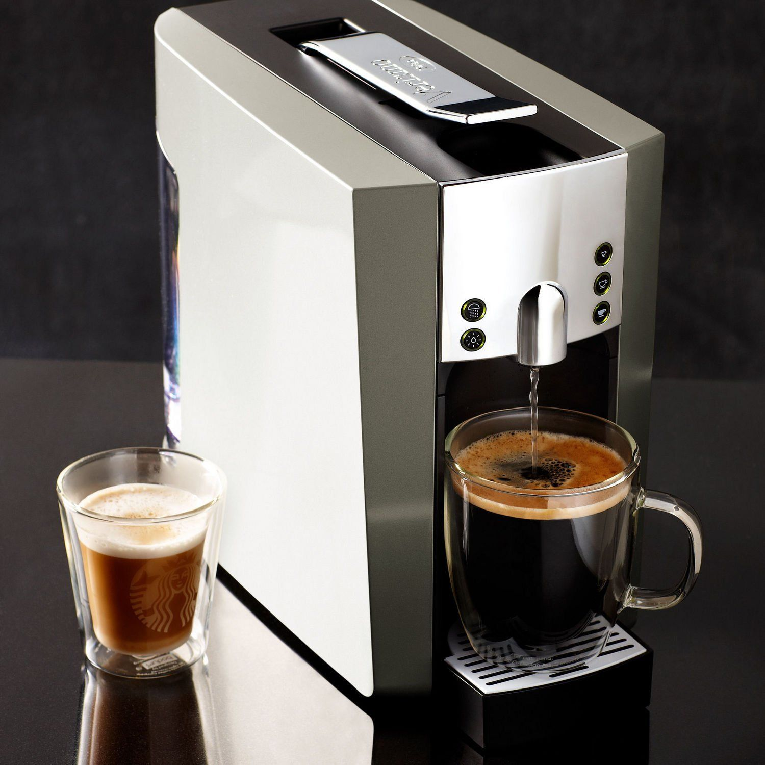 Starbucks® VerismoTM 600 Brewer in Silver * New and