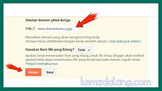 11++ Cara memasukkan domain ke hosting viral