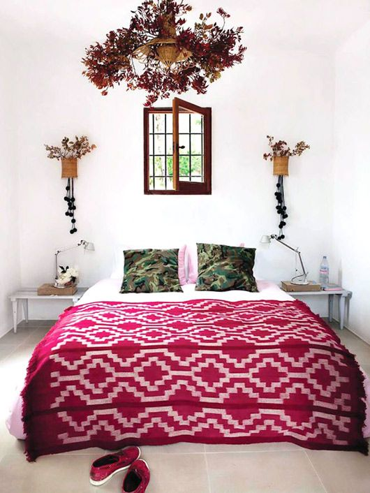 bold bedding / AD espana | bedrooms | Pinterest | Dormitorio ...