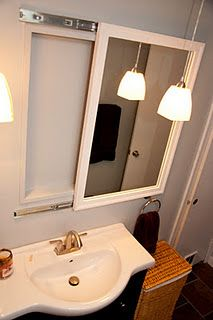 Eat Create Love Diy Bathroom Remodel Bathroom Mirror Remodel Bedroom