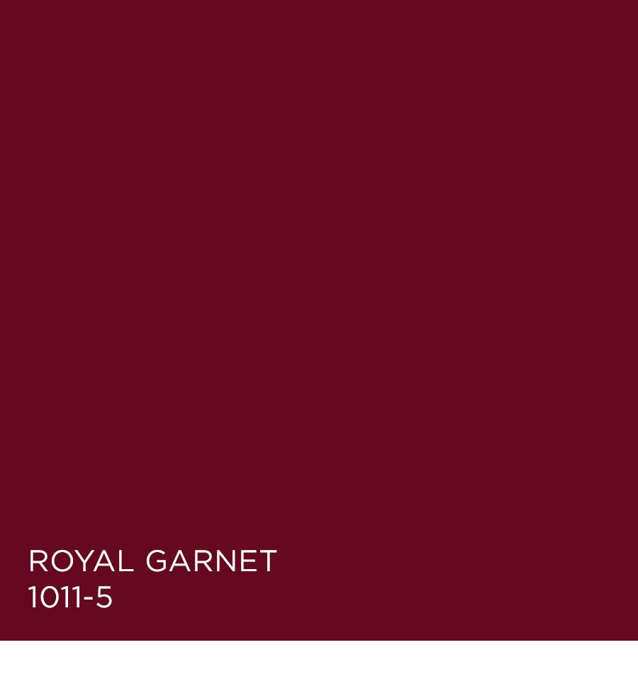 Burgundy Wine Interior Paint Color