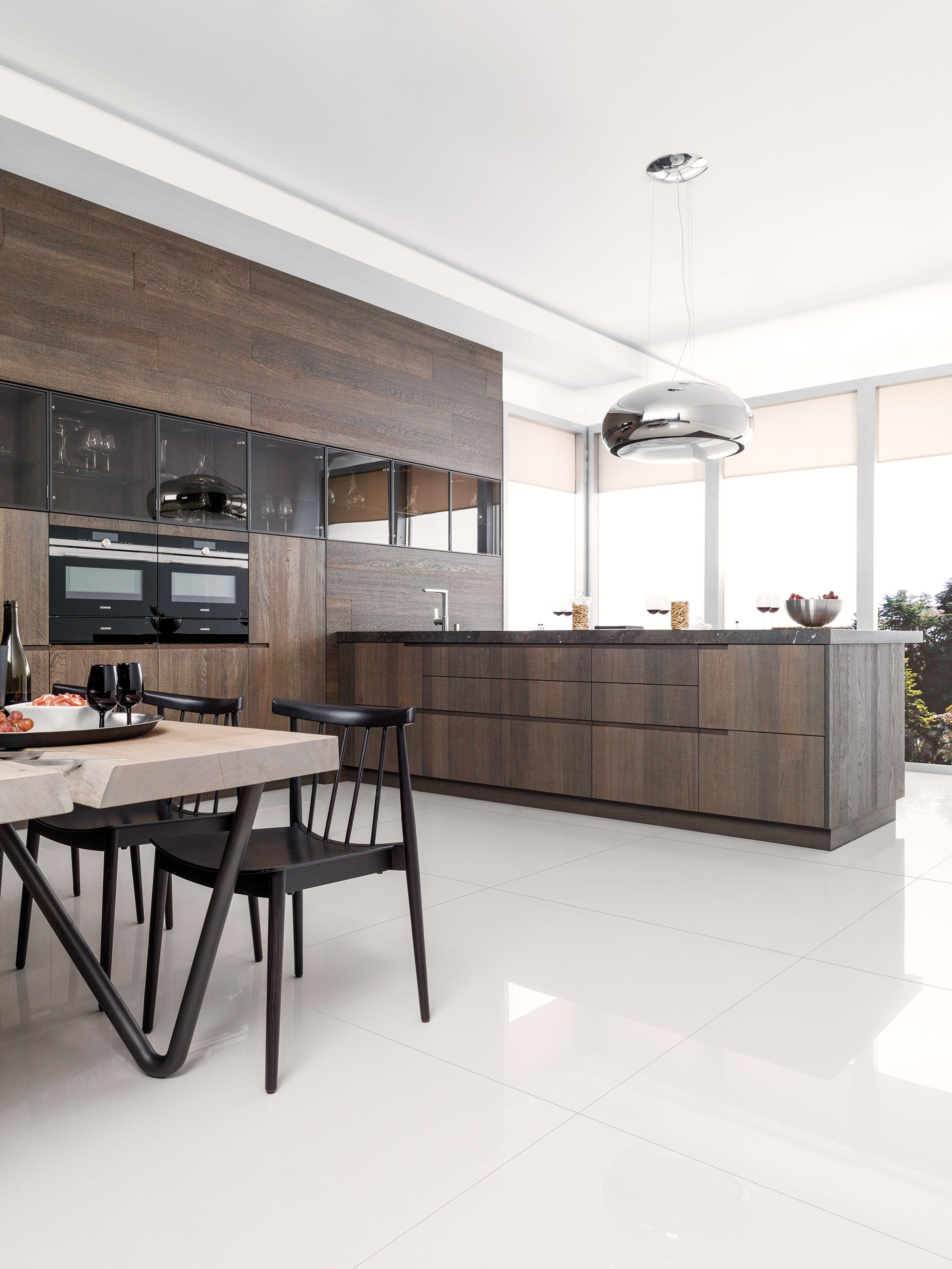 Mooie Indeling Restaurant Design Pinterest Kitchens  # Muebles Deurope