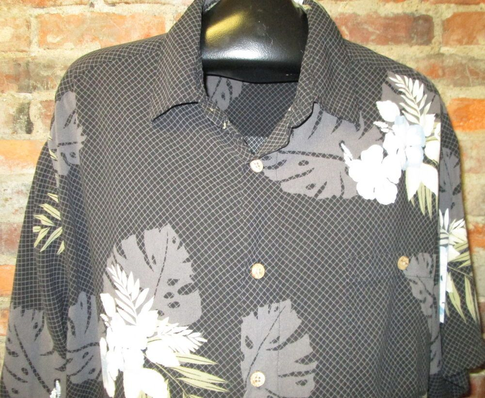 Vintage Puritan Aloha Shirt 2XL Sz