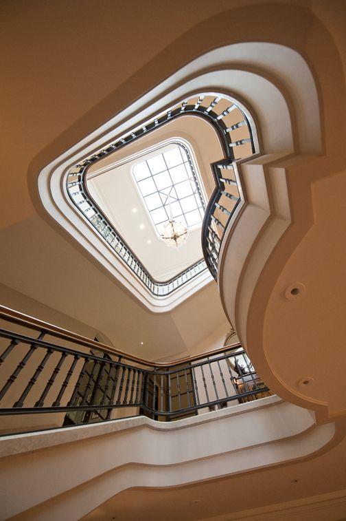 Best American Oak Handrail Continuous Craftsmanship 400 x 300