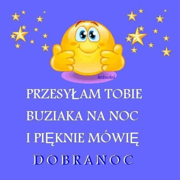 Pin By Teresa Compa On Zyczenia Good Night Sweet Dreams Good Night Smiley