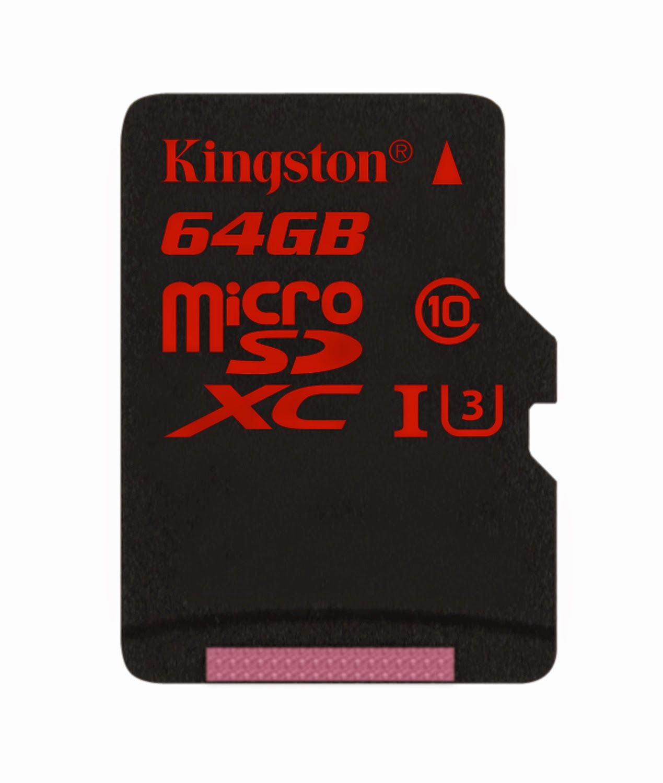 Kingston Technology presenta la microSD Ultra veloce per
