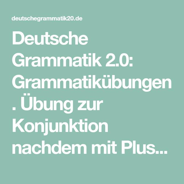 Zeitformen Plusquamperfekt Beste Tipps Zum Deutsch Lernen 3