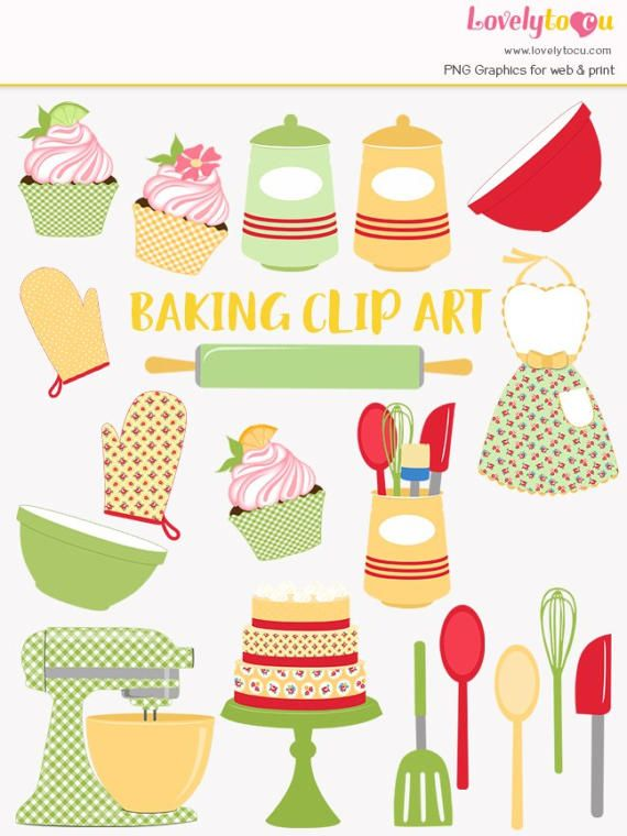 Cooking and Baking Clipart