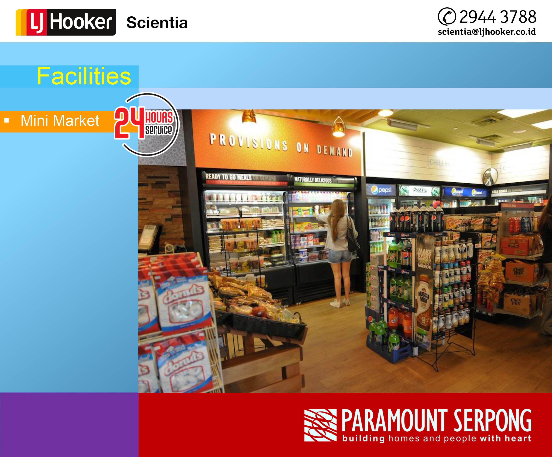 Facilities 24 Hours Service Mini Market