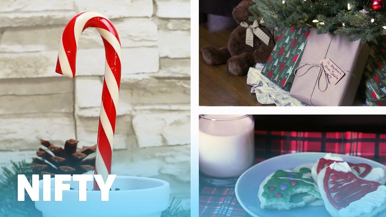 Sucre D Orge Exterieur 7 magical ways to show santa's been at your house - youtube