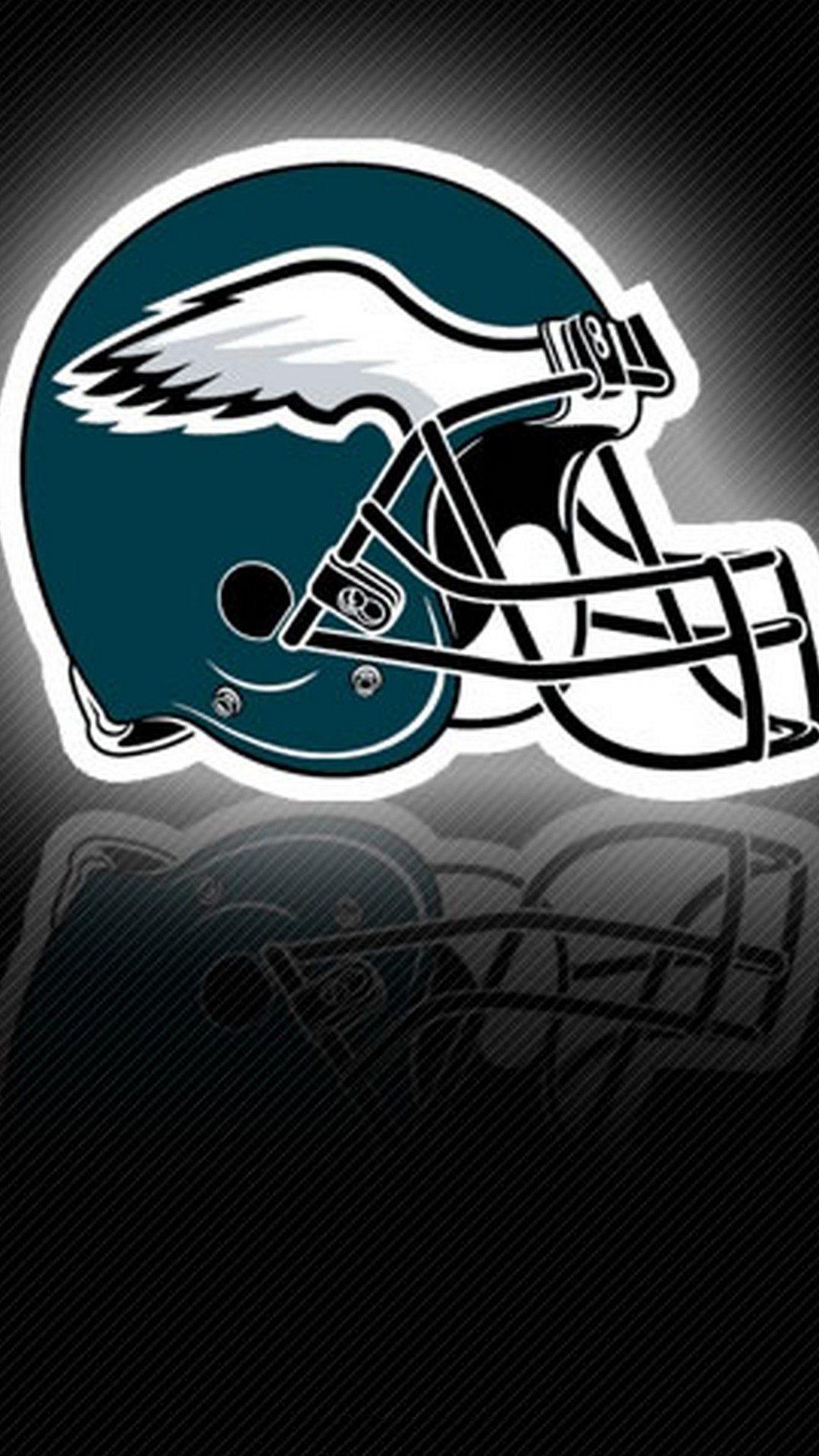 iPhone Wallpaper HD NFL Eagles Minnesota vikings logo