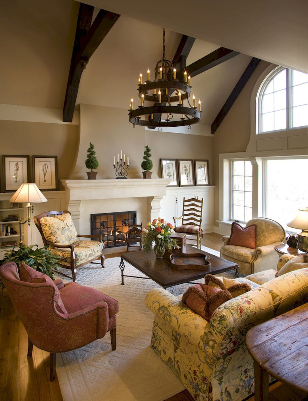 Beautiful French Country Living Room Ideas 8 In 2020 French Country Living Room French Country Decorating Living Room Country Living Room