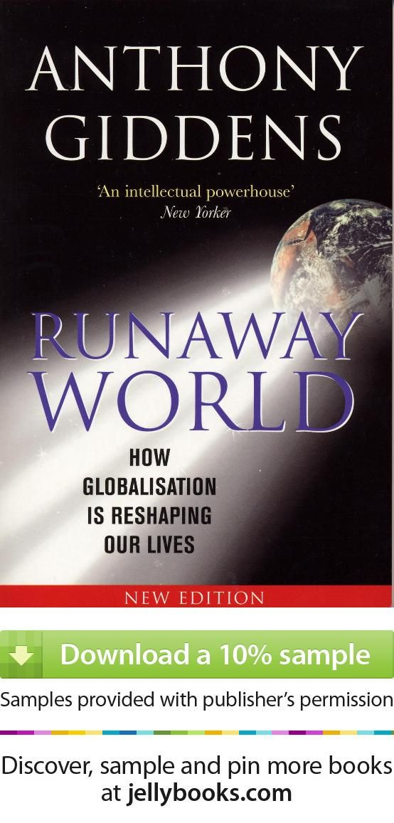 Runaway world by professor anthony giddens download a free ebook runaway world by professor anthony giddens download a free ebook sample and give it a try dont forget to share it too fandeluxe Images