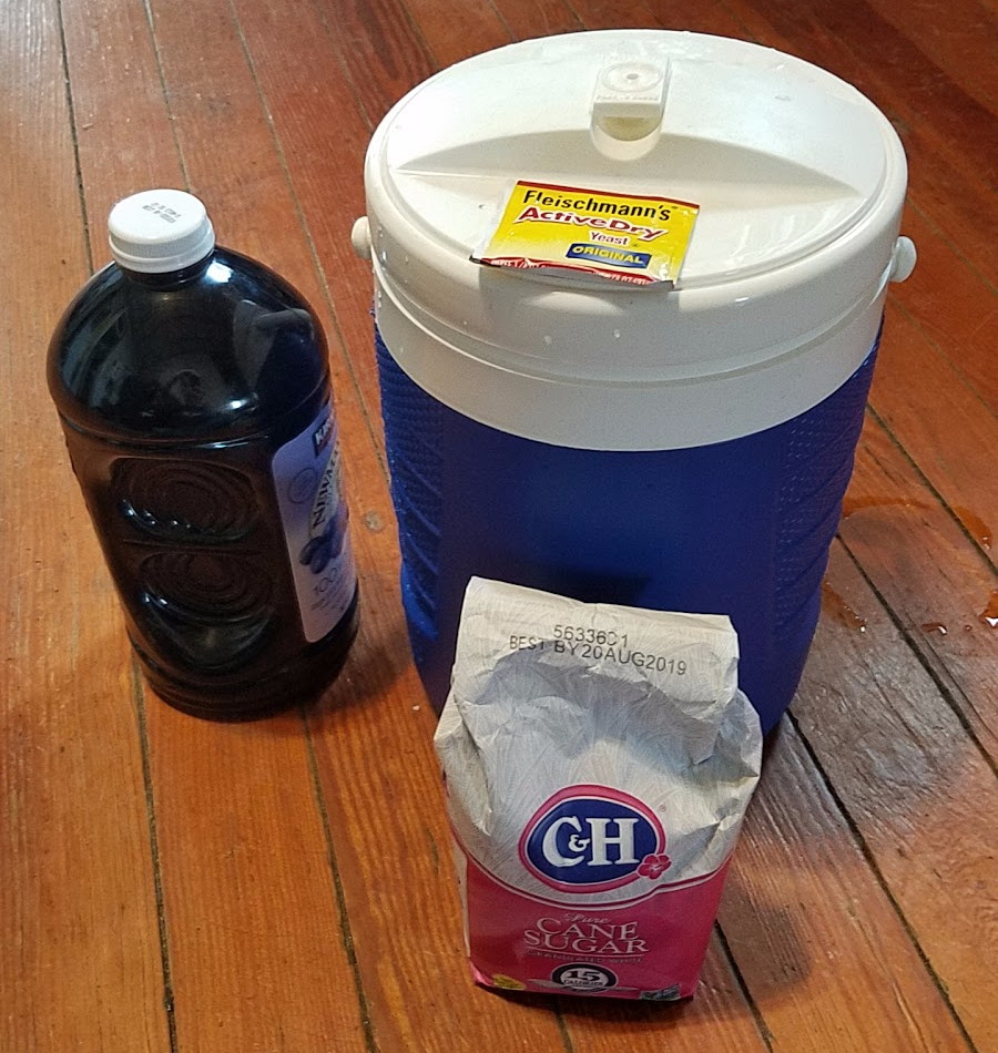 This Diy Hooch Recipe Pairs Beautifully With Whatever S Around The Fob Task Purpose Hooch Home Brewing Booze