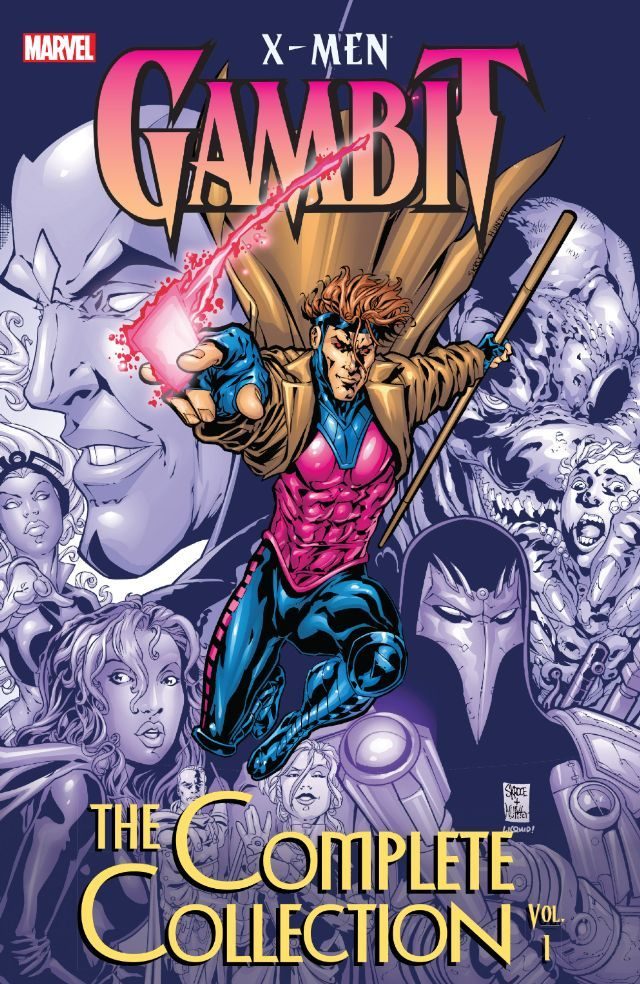 X Men Gambit The Complete Collection Vol 1 Comics By Comixology X Men Comics Marvel X