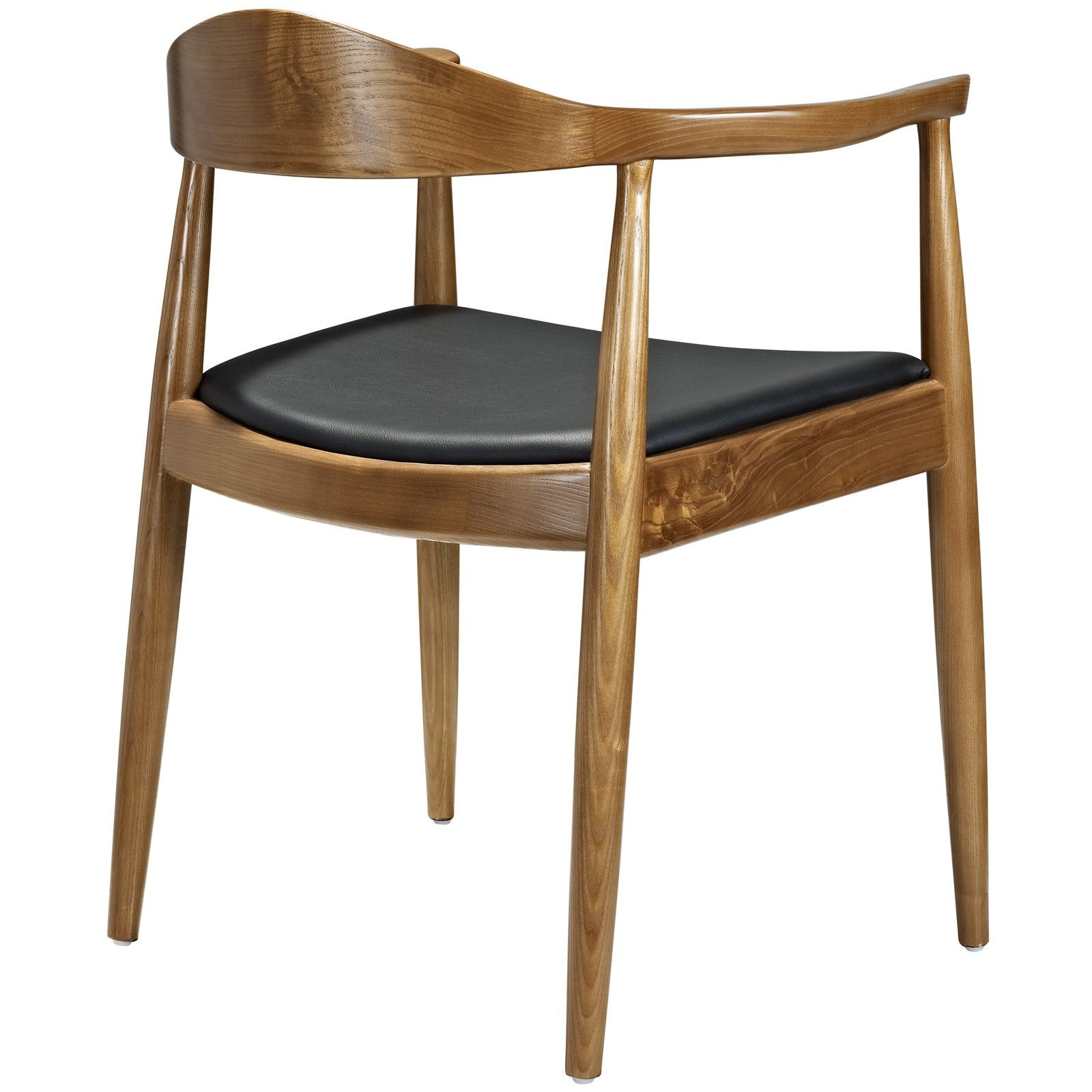 Wegner Style Round PP501 PP503 Presidential Chair | Designer Reproduction  Mid Century Modern Designer Furniture Replicas