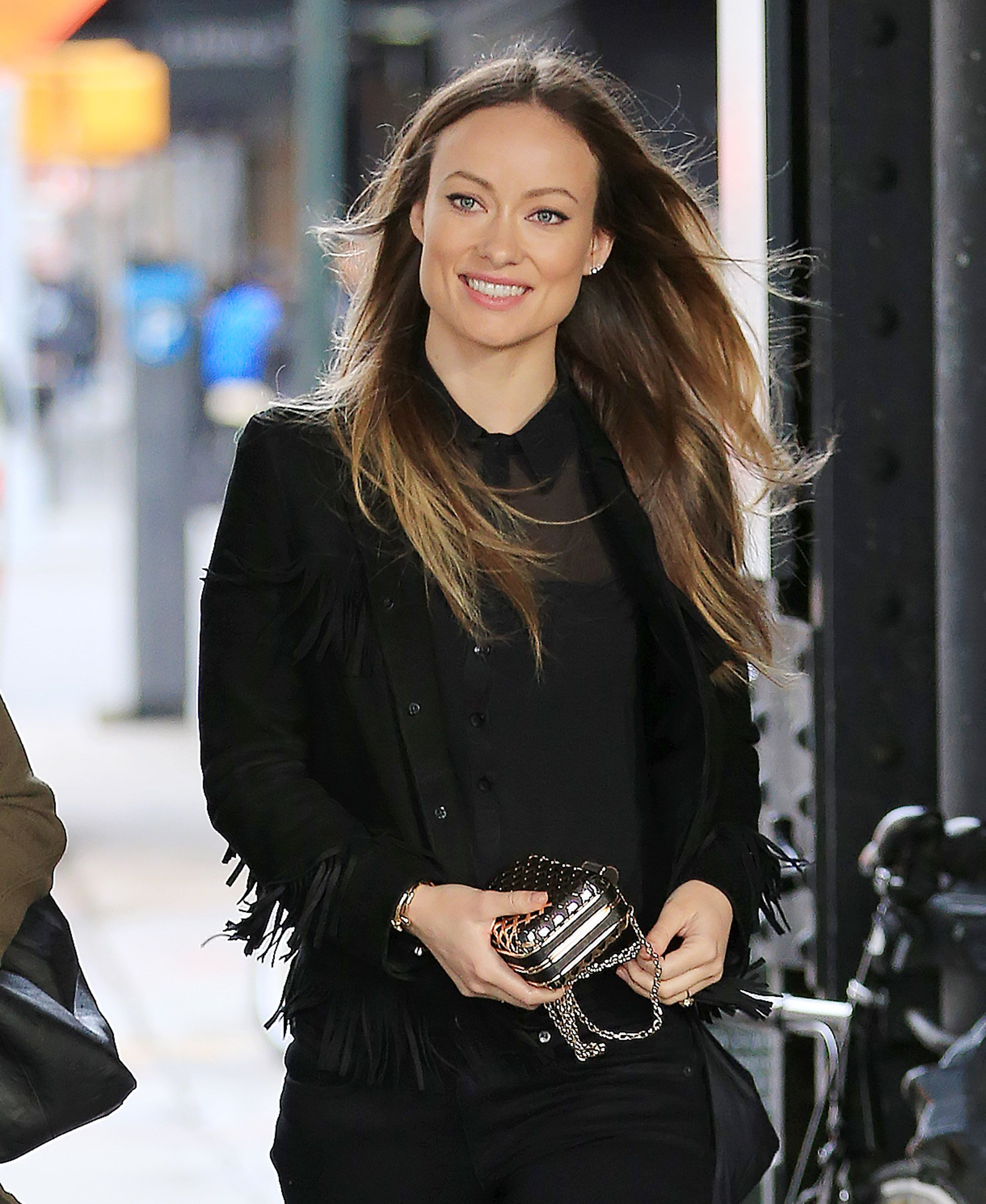 Tape up haircut for boys olivia wilde out in new york city   olivia wilde