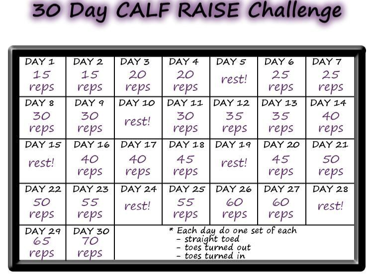 #challenge #november #college #student #atlanta #fitness #raise #real #calf #ofReal College Student...