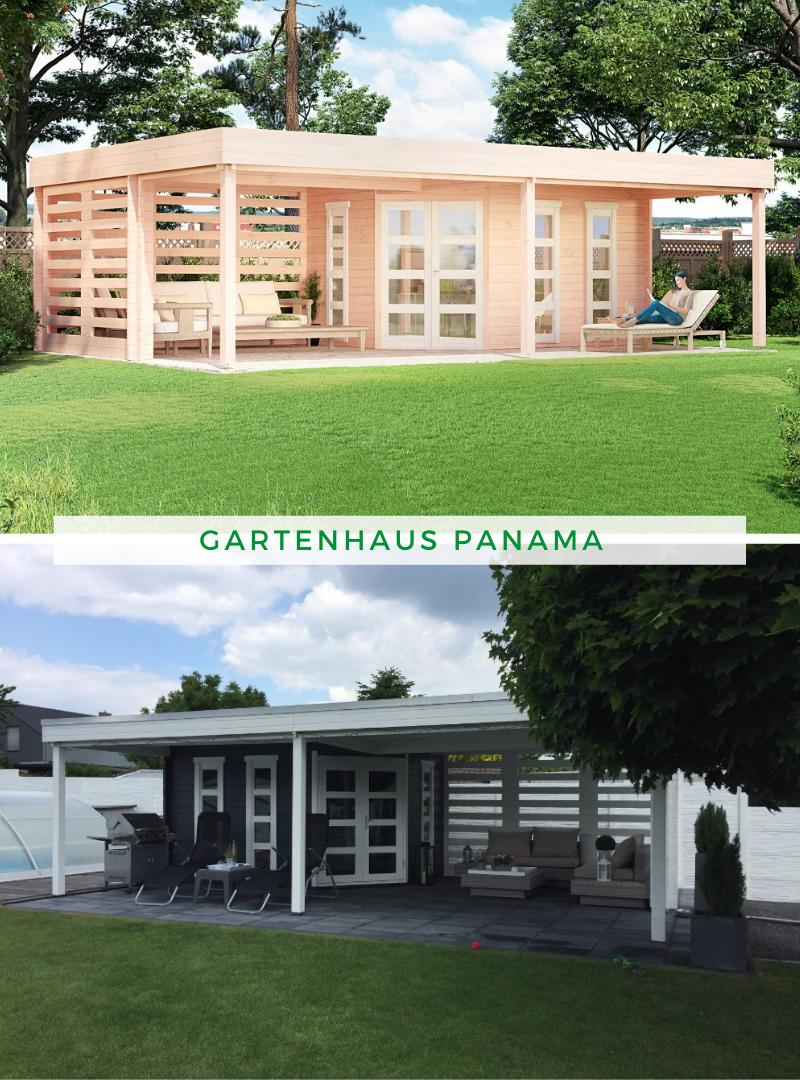 Gartenhaus Panama40 in 2020 (mit Bildern) Gartenhaus