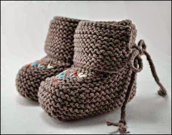 Tejidos A Dos Agujas Tricot Patrones Graficos Todo Gratis Botitas Tejidas A Dos Agujas Tejer Dos Agujas Patrones Gráficos Zapatos Tejidos Para Niña