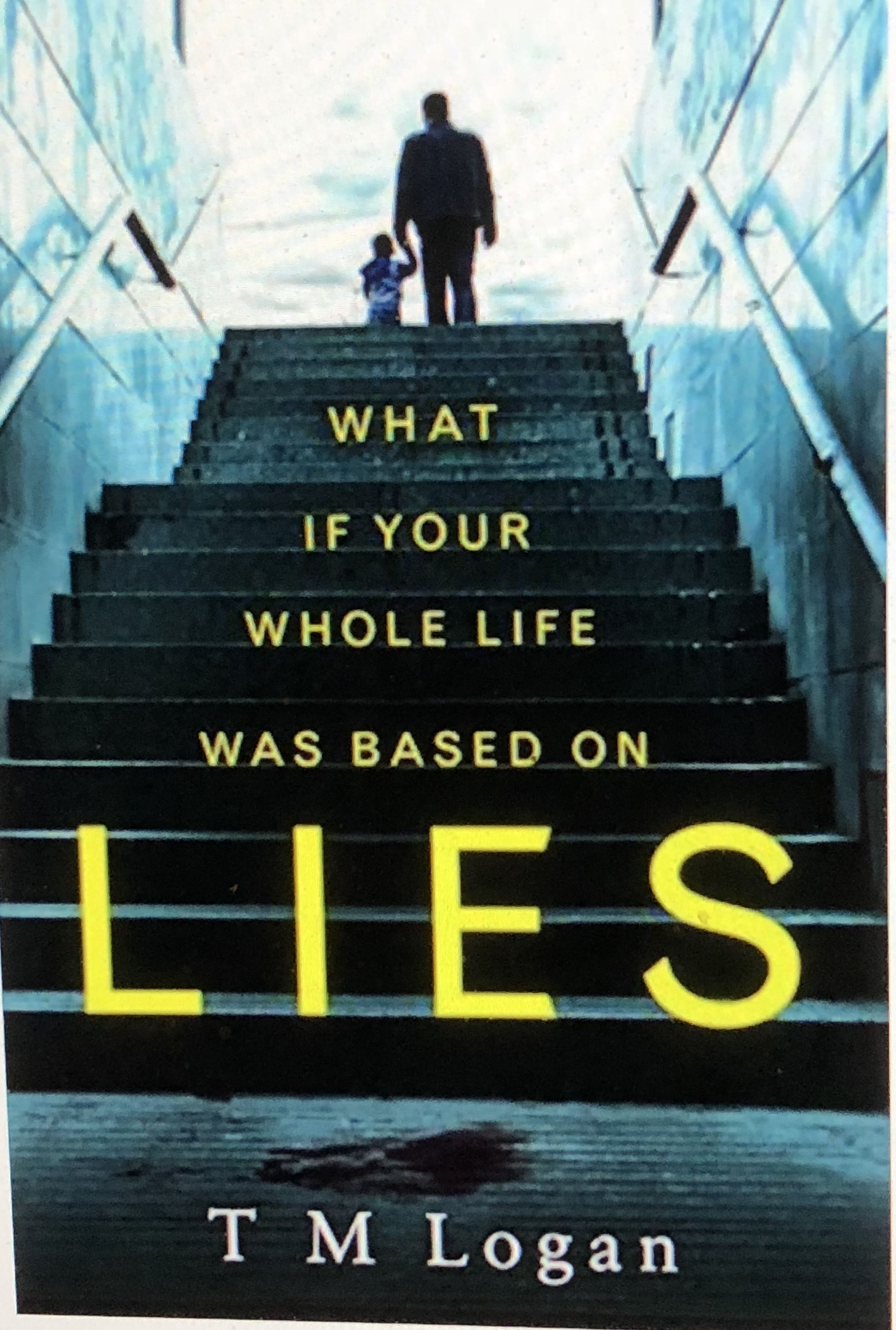 """My Review of """"Lies"""" by T M Logan Thriller books, Best"""
