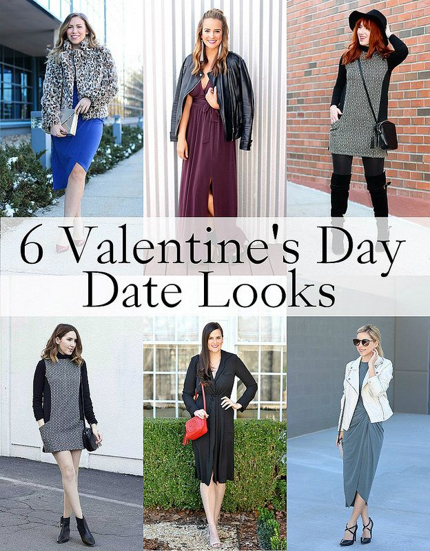 6 Valentine S Day Date Looks Looks To Recreate Pinterest