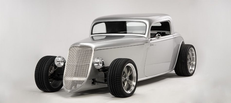 Read about the all new Factory Five Racing 1933 Ford Hot Rod featuring a high performance tube frame chassis and coilovers suspension - Kit Car Magazine & Want it !! Factory Five 33 coupé. Será legal en España circular ... markmcfarlin.com