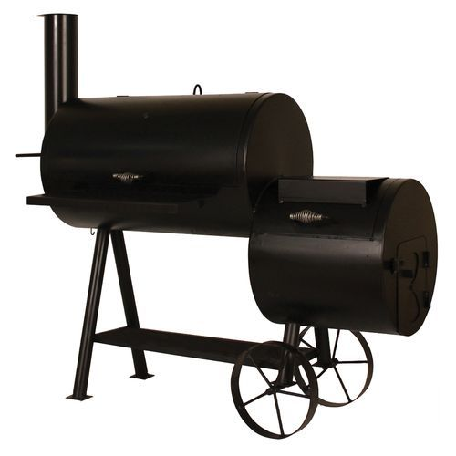 Backyard Bbq Okc: Old Country BBQ Pits Wrangler Smoker