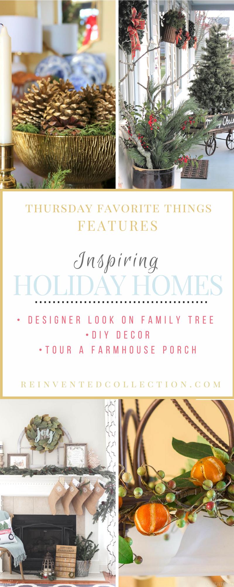 Fresh Christmas home decor ideas to create a designer look on a ...