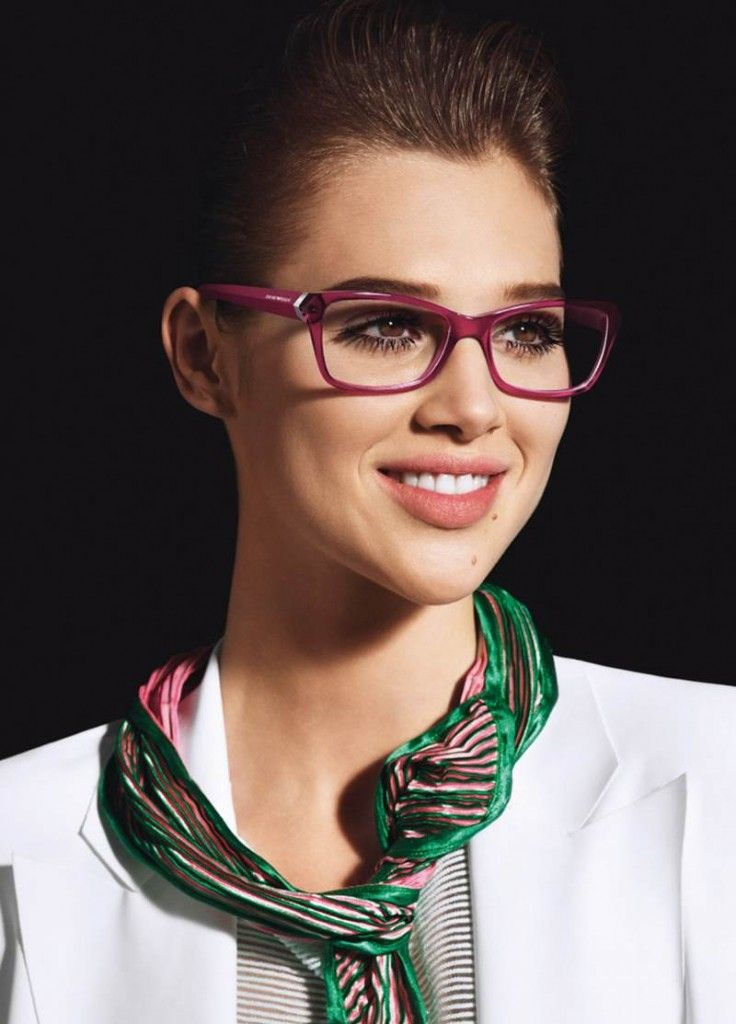 4670b40c10f4 Emporio-Armani-Eyewear-2014-Campaign for woman