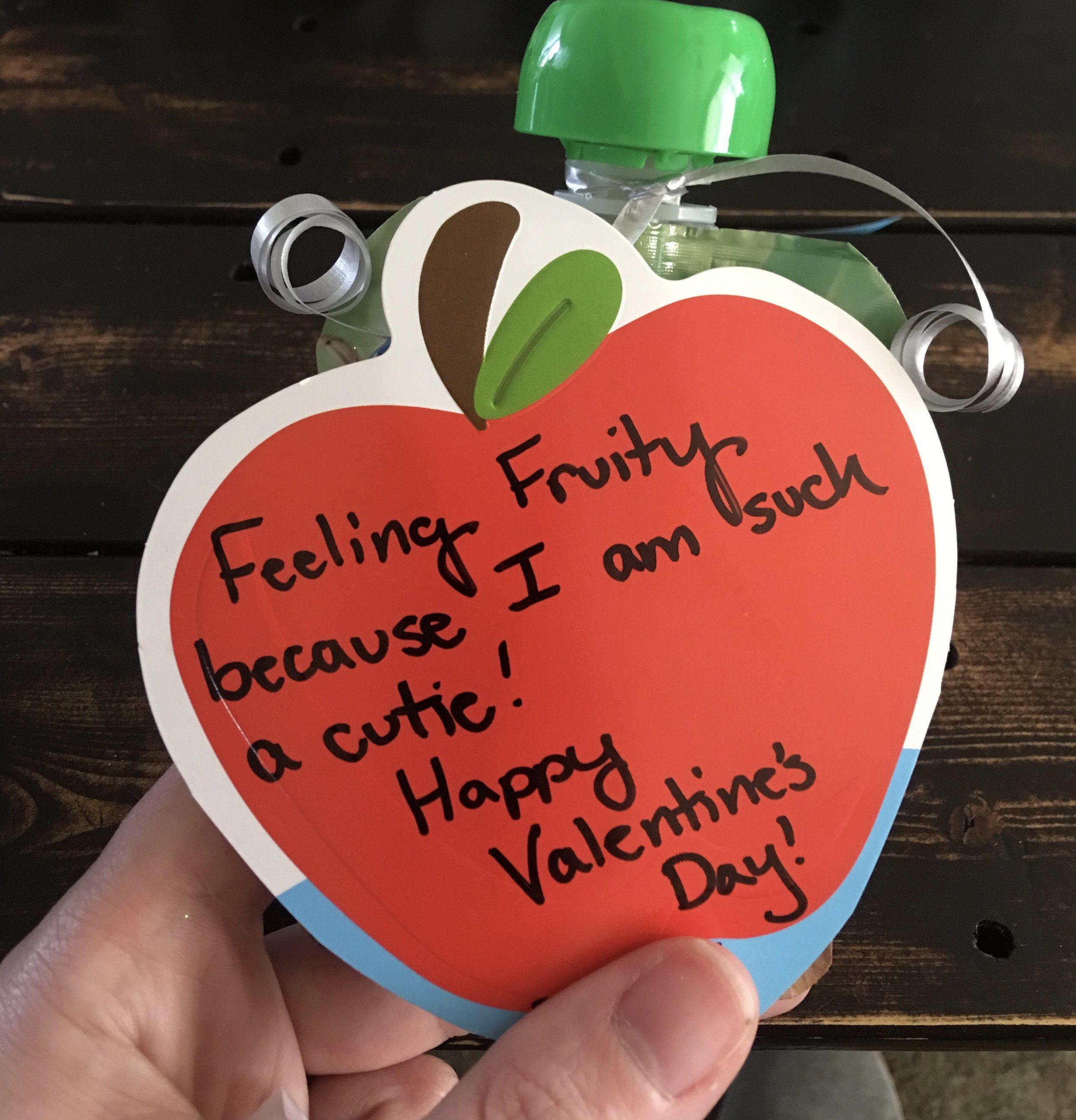 Easy Valentine S For Toddlers