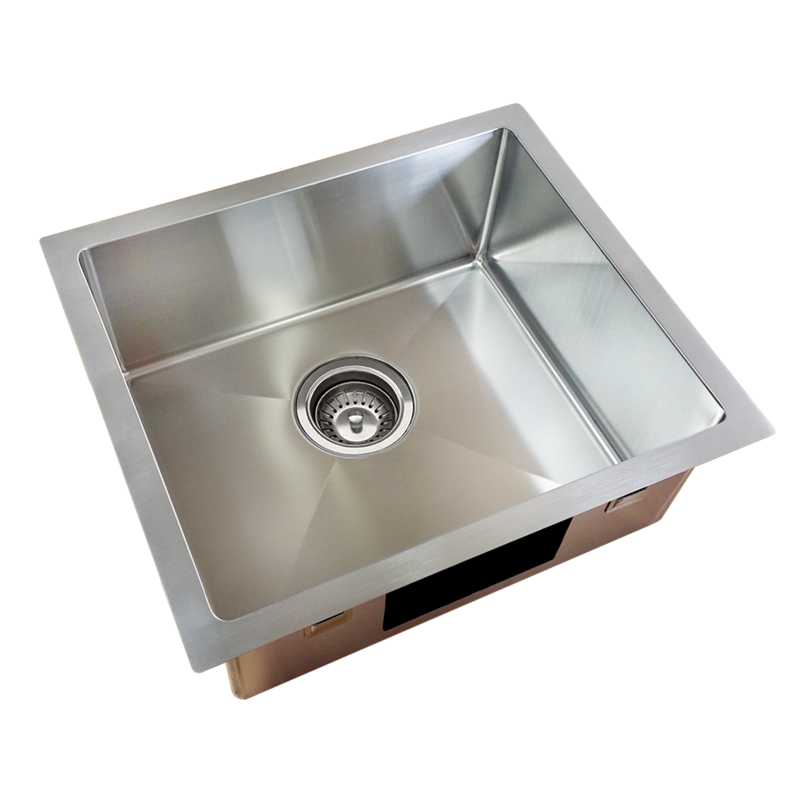 Find Everhard Squareline Plus Single Bowl Kitchen Sink at Bunnings ...