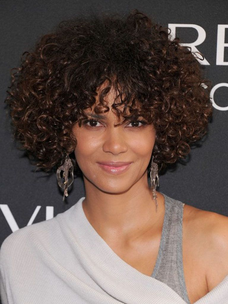 Natural hairstyles for medium length hair for black women - Black Natural Curly Hairstyles You Can Try Beautiful Natural Hairstyles With Black Short Natural Curly
