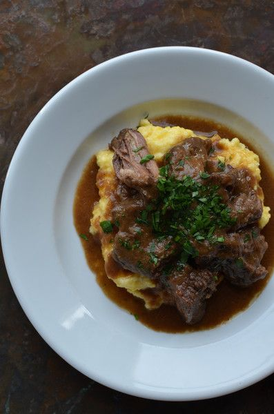 Polenta recipes, Porcini mushrooms and Creamy polenta on Pinterest