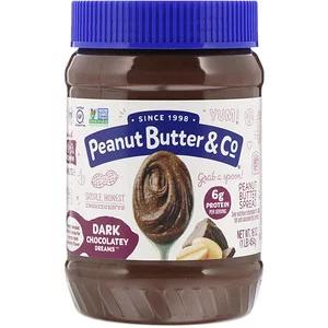 Peanut Butter Co ピーナッツバター ブレンディッド ウィズ リッチ ダークチョコレート ダークチョコレート Dreams 16 Oz 454 G 땅콩버터 초콜렛 건포도